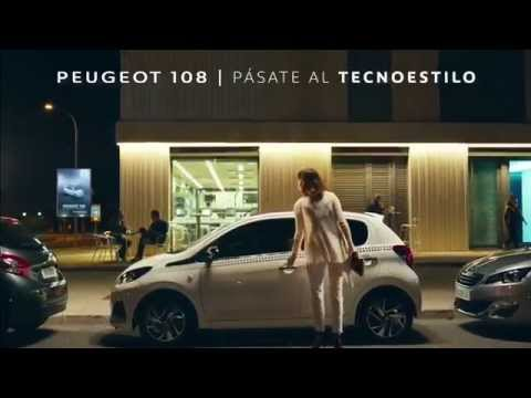 Peugeot Commercial for Peugeot 108 (2015) (Television Commercial)