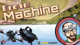 Dream Machine - Raw Pack (Betaflight 4.2 RC2, Actual Rates, RPM Filter, DJI HD FPV)