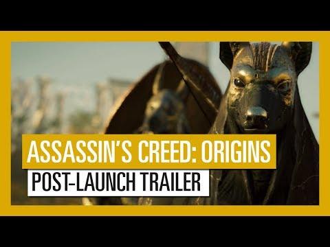 Post-Launch & Season Pass Content trailer