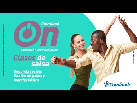 Aprendiendo a bailar salsa sesión 4: Pasos básicos 3 y 4 - 21 de octubre