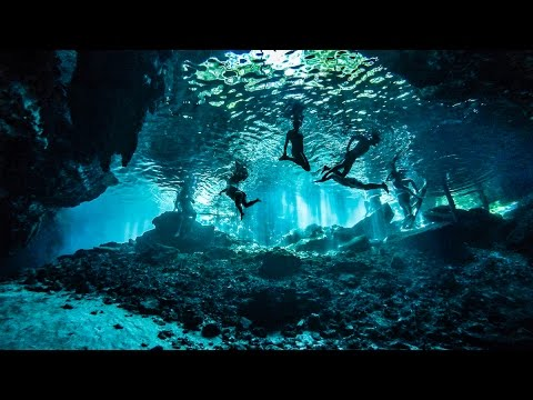 Diving Yucatan –  GoPro – Mexico