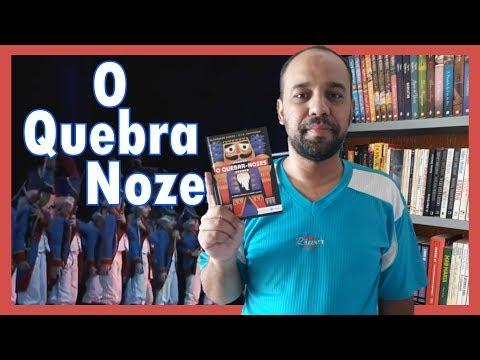#39 -  O quebra-nozes (ALEXANDRE DUMAS - E.T.A. HOFFMANN