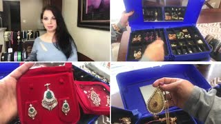 My Indian Jewelry Collection  / Amis Lifestyle
