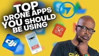5 Best Drone Apps 2019