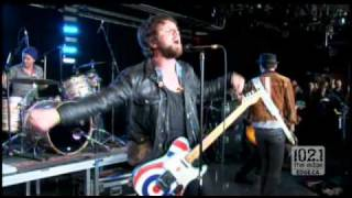 The Trews - The World I Know (Live at the Edge)
