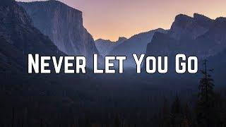 Slushii   Never Let You Go Ft. Sofia Reyes (Lyrics)