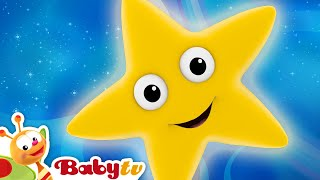 Twinkle Twinkle Little Star followed by 1 hour of full length episodes of Colors and Shapes