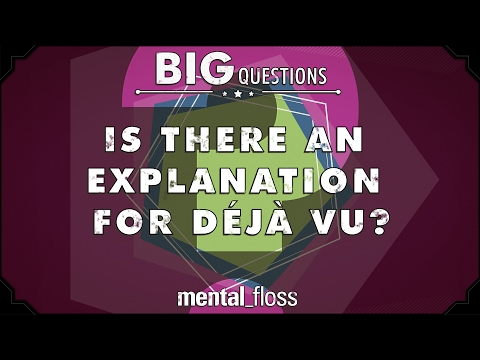 Is there an explanation for déjà vu?  - Big Questions - (Ep. 229)