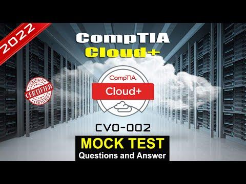 CompTIA CV0-002 | CompTIA Cloud+ Exam Preparation | 2021 ...