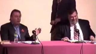 Collision - Christopher Hitchens vs. Douglas Wilson
