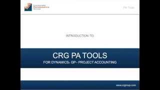 PA Tools video