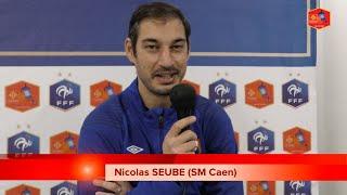 """Nicolas Seube """"Le choix nous appartient"""""""