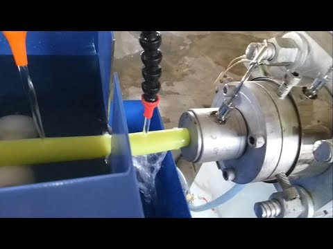 SX-GP60 Garden Pipe Making Machine