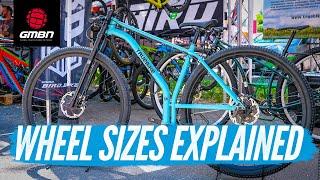 Wheel Sizes Explained | Kids Bikes, Mountain Bikes, & Unicycles