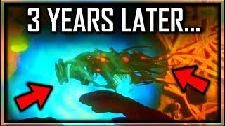 """""""Shadows of Evil"""" Upgraded Apothicon Servant Easter Egg Steps 3 Years Later... (Black Ops 3 Zombies)"""