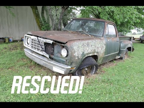 Download Rescuing a Truck Abandoned For 27 Years HD Mp4 3GP Video and MP3