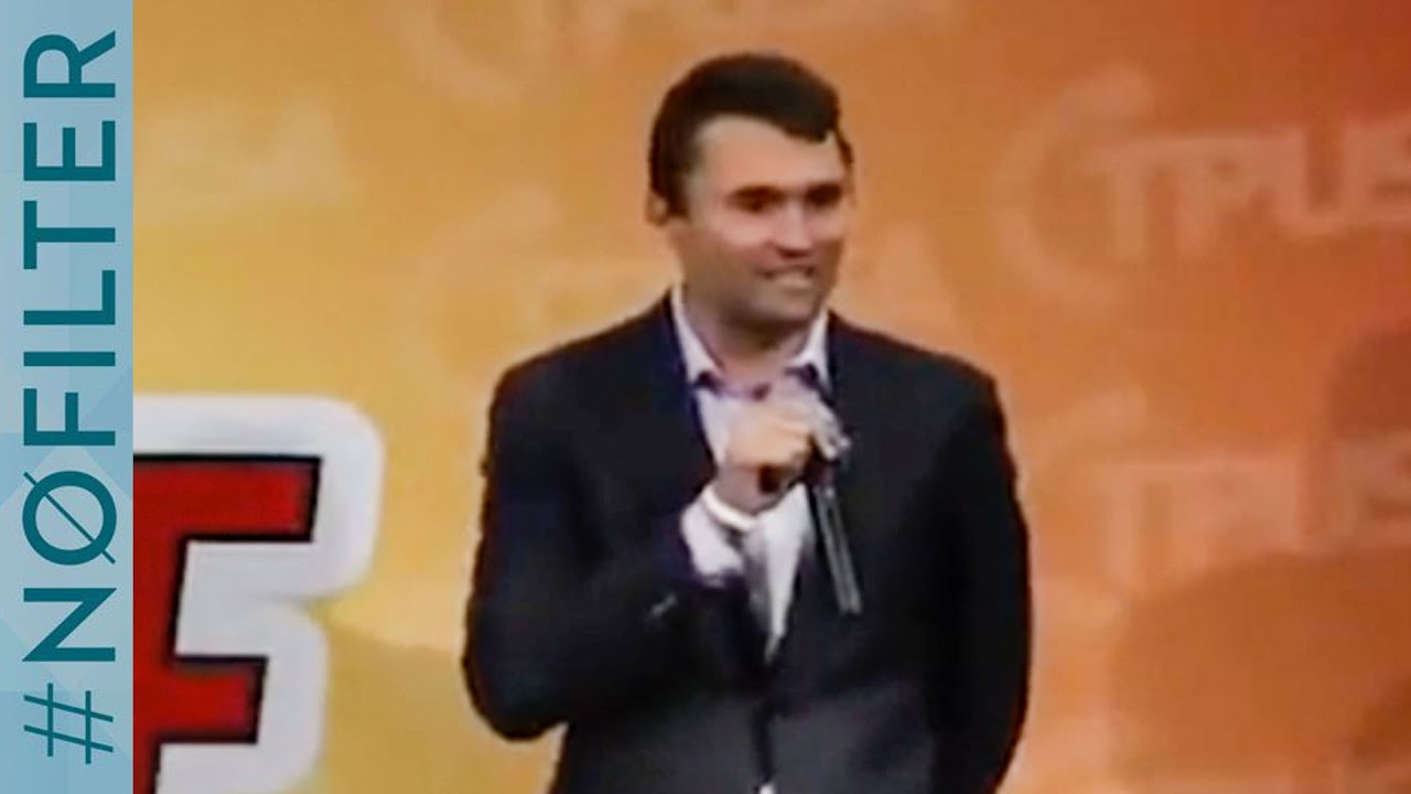 Charlie Kirk HILARIOUSLY Called Out For Hypocrisy thumbnail