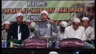 AZ Zahir ,,Habibi Ya Thobibi Voc,ust Yan Lucky ,,dan Shollu Ala Nuuri