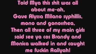 Eminem Get You Mad Lyrics