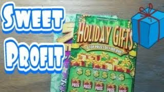Two Tens for profit. Pa lottery scratch tickets.