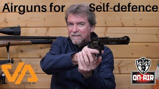 Airguns For Self Defence?