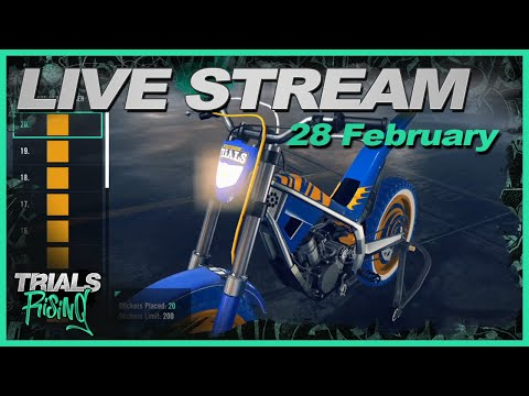 Trials Rising Live Stream - 28 February