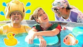تحميل اغاني فوزي موزي وتوتي - البركة المجنونة - The Crazy Pool MP3
