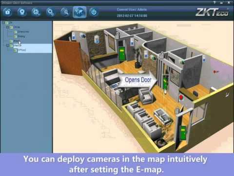 ZKiVision Tutorial 5 E map