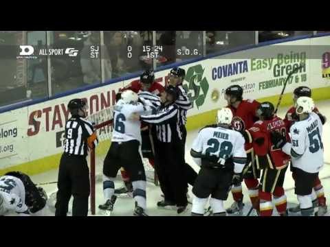 Keith Aulie vs. Dan Kelly