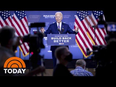 Trump Accuses Biden Of 'Insulting Black Community' As Stimulus Bill Talks Fail | TODAY