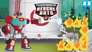 Transformers Rescue Bots: Save Griffin Rock - RESCUE BOTS' Greatest Rescues