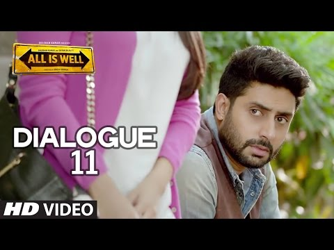 All Is Well Dialogue - 'Deeth Hai Nai Aayega ' | T-Series