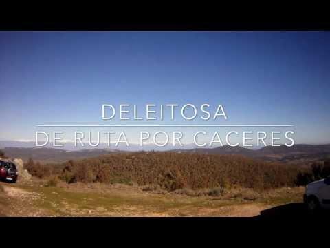 DELEITOSA. DE RUTA POR CÁCERES