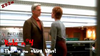 Gibbs' rules (VO) until season 7