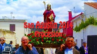 preview picture of video 'Procesión San Agustín Naharros (Cuenca) 2014'