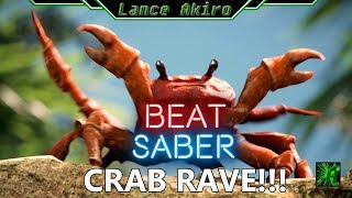 beat saber expert plus perfect crab rave - TH-Clip