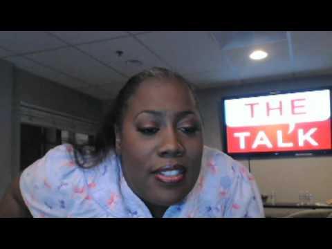 The Talk - The Talk Live Chat: Sheryl Underwood