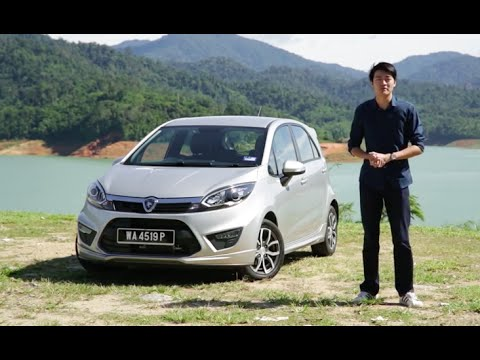 DRIVEN: Proton Iriz 1.6 CVT Premium video review