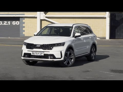 All-New 2021 Kia Sorento 3 Self Charging Hybrid