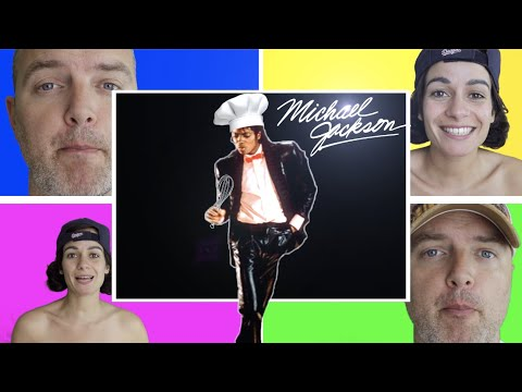 La chanson « Billie Jean » de Michael Jackson a capella version alimentaire