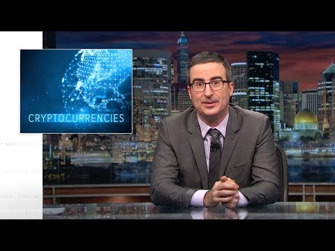 Kryptoměny - Last Week Tonight