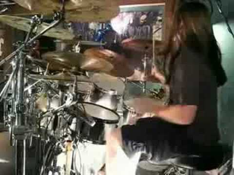 "Epicurean - ""The Departure"" - Drum Video Series"