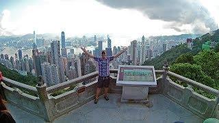 Hong Kong + Victoria Peak