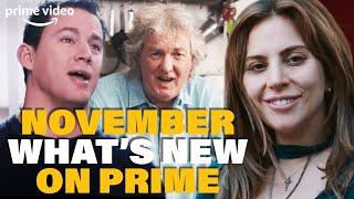 What's New on Prime | November 2020 | Prime Video