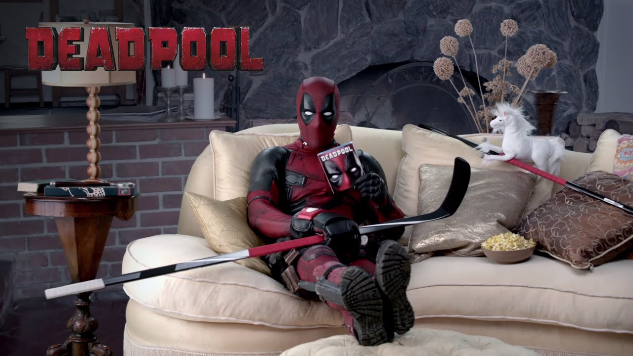 Deadpool - Zamboni Safe