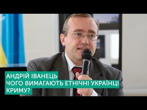 Етнічні українці Криму | Андрій Іванець | Тема дня