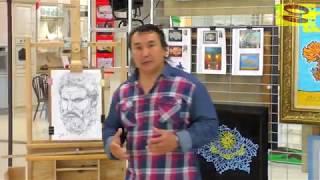Кайрат Кэй-Кэй Арт-галерея Монарбат
