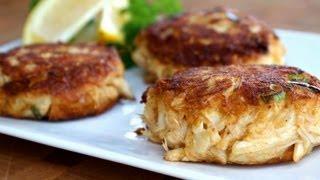 Crab Cakes Recipe : How To Make Crab Cakes