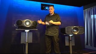 Sony VPL-VW385ES vs JVC DLA-X790R Projector Comparison - Музыка для