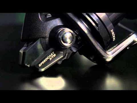 Shimano Speedcast XT-B - távdobó orsó videó